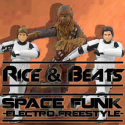 SPACE FUNK - a new swagged out electro mix by @ricenbeats get wit it
