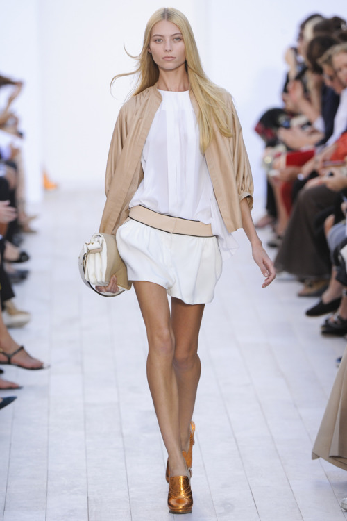 nickelcobalt: Chloé Spring 2012 Ready-to-Wear Collection