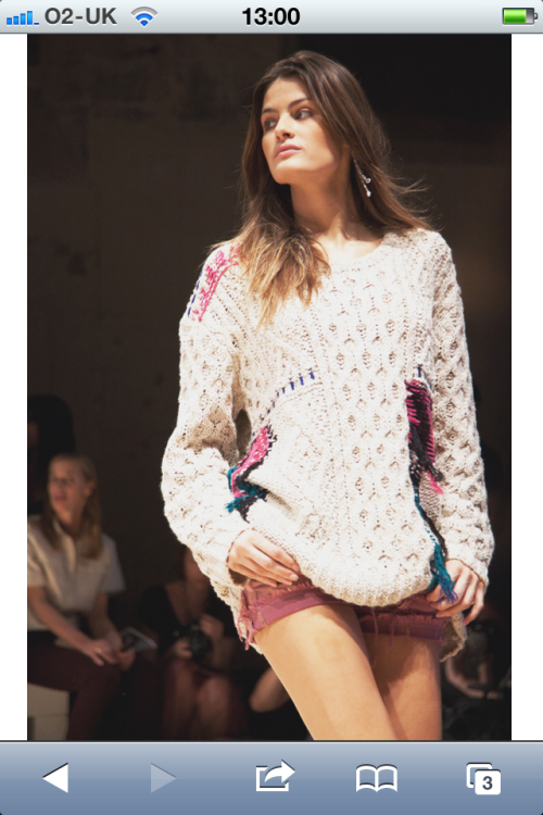 Loving Marant, in particular the bleached denim - crave begins!