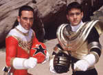 prgirlsrock:  Tommy and Jason - Power Rangers Zeo   These. Two. Men.   I just wish this picture was bigger.