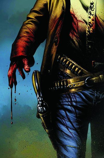 Market Monday Dark Tower: Gunslinger - Battle of Tull #5, story by Robin Furth