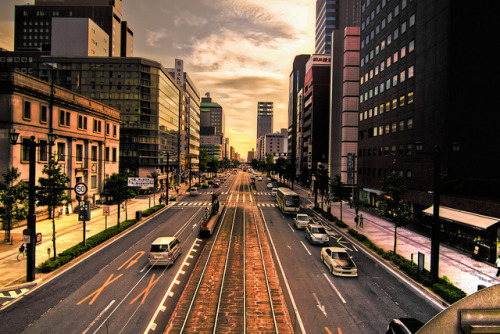 HDR Hiroshima City by Freedom II Photography on Flickr.