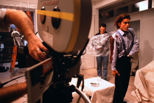 behind the scenes of american psycho.