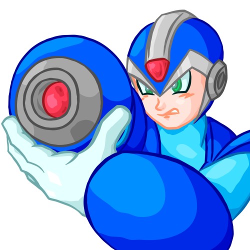 Super Fighting Robot! Mega Man! …X!