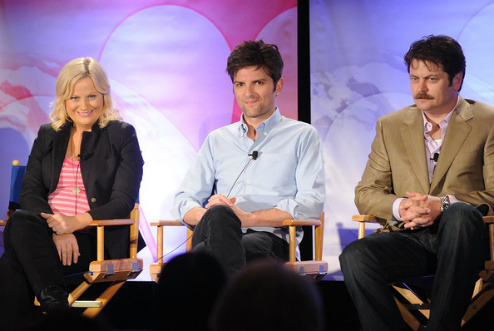 poehlerific:  NBC Universal Summer Press Day on April 26, 2010
