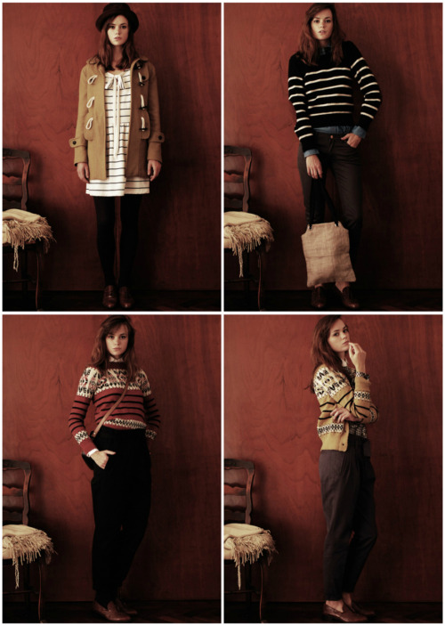 victoriakesoma:  Greens Fall Winter 2011
