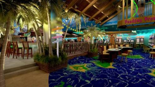 Margaritaville casino opening up in Sin City this month.
