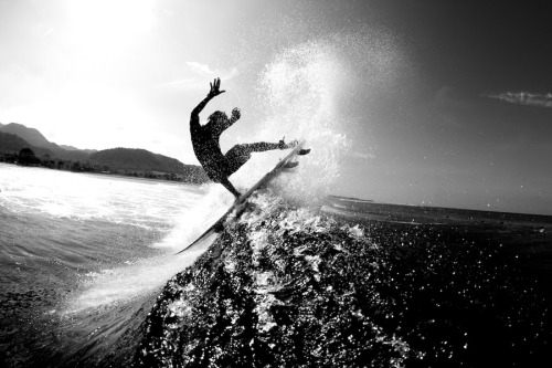 Dope Pic. weandthecolor:  Lip Slide Stunning black and white surfing photography by Roger Sharp. More photography inspiration. posted byW.A.T.C. // Facebook // Twitter // Google+