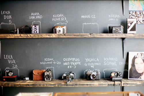 Cameras for Public Use at Levis Workshop by Shawn Hoke Photography on Flickr.