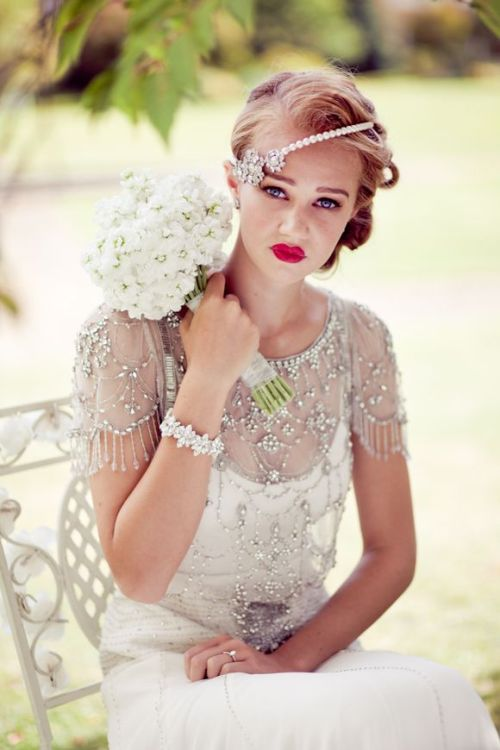 (via Jenny Packham 2012 Collection and Rosa Clara at Fetcham Park: A Love My Dress Exclusive… - Love My Dress Wedding Blog - A UK Wedding Blog)