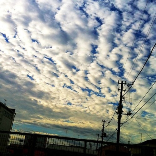 #sky #cloud #iphone4 #iphoneonly #iphonesia  (Taken with instagram)