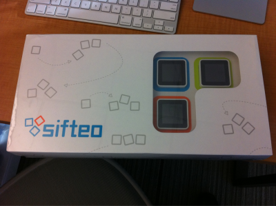 Engauge has the most badass toys #sifteo