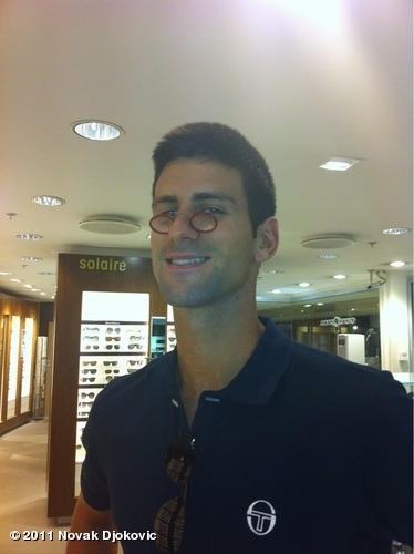 View more Novak Djokovic on WhoSay Maybe these ones? :D