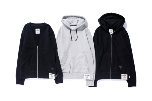 Stussy Deluxe x Reigning Champ Capsule Collection  Stussy Deluxe has teamed up with Reigning Champ simple yet stylish #THHS