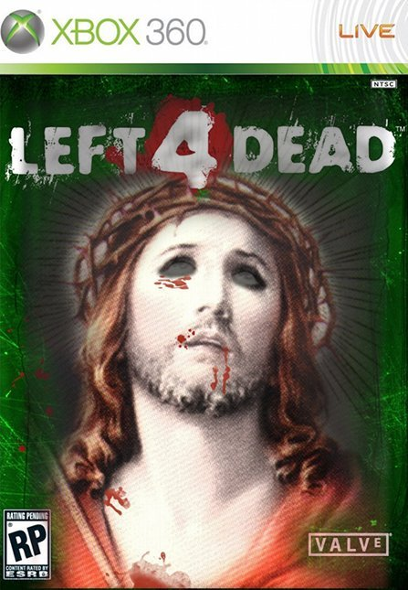 #jesus #left4dead I made this for #SA