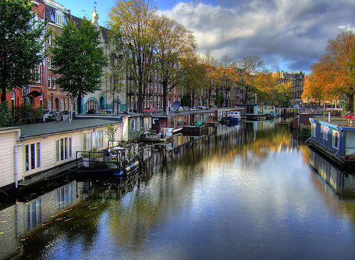 allthingseurope:  Autumn in Amsterdam (by Joep R.)