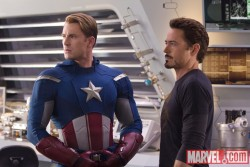 Captain America & Iron Man, The Avengers