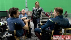 Thor, Joss Whedon and more, The Avengers