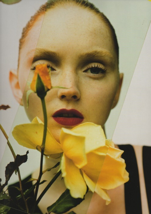 itsbeenaperfectday:  Lily Cole in i-D September 2008 by Tim Walker