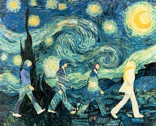 freeindie:  Hard Day's Starry Night