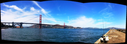sfchronicles:  Twas a lovely day at Crissy Fields. 10-2-2011.