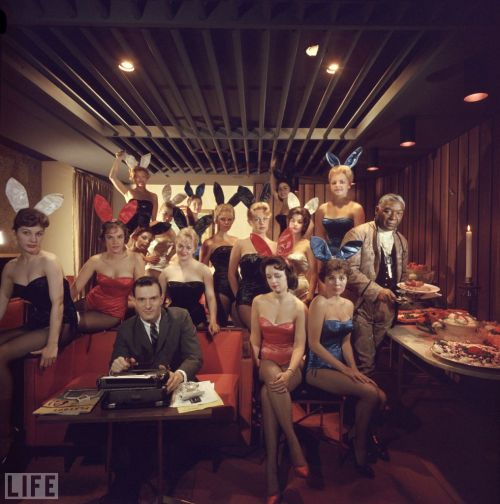 life: NBC cancels controversial 'Playboy Club.'  Sniff, sniff… If you are sad, or, actually surprised that this show was cancelled, take a look at some of our vintage photos from the actual Playboy Club here.