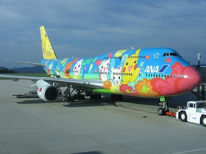 ramenoodles:  My friend went on one of the Pokemon planes once to tokyo, he gave me a toy replica of the plane when I was little.