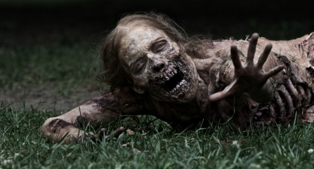 tvhangover:  The Walking Dead webisodes are available to watch on AMC's website right now.  The six webisodes, made exclusively for the web and directed by Greg Nicotero,  tells the tale of one of The Walking Dead's most iconic walkers.  These are definitely worth watching and a surprisingly well told story altogether.  These are just as graphic as the show to be warned.  I only rolled my eyes at one line during the sixth webisode, you'll know it once you hear it. The Walking Dead Season 2 premieres Sunday October 16th at 9:00p.m.  Hells yea! This show doesn't have the best dialogue, but who cares. Its got wicked zombies.