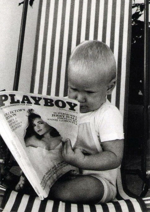 nevver:  Reads Playboy for the stories