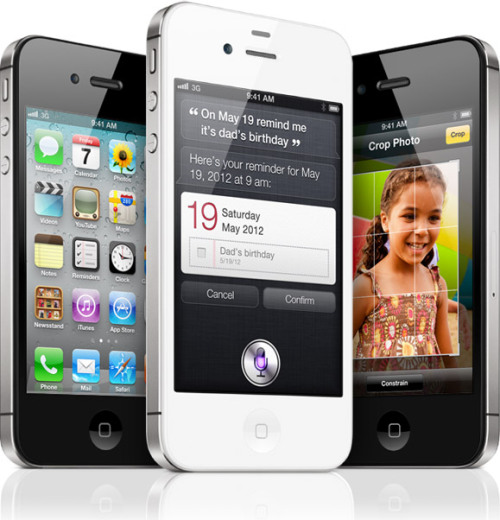 iPhone 4s I already have voice recognition with dragon dictate, and I already have a sick camera app with Camera+.  Outside of the processor, your boy isn't impressed.  At least offer different colors.  Shout out to:oliphillips