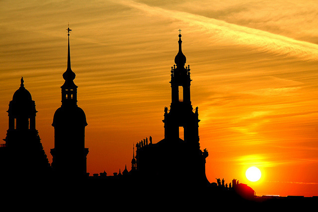 travelthisworld:  Dresden, Germany