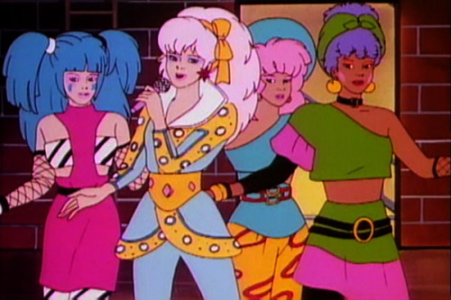 An interview with Jem and the Holograms Creator Christy Marx Source: MTV Geek