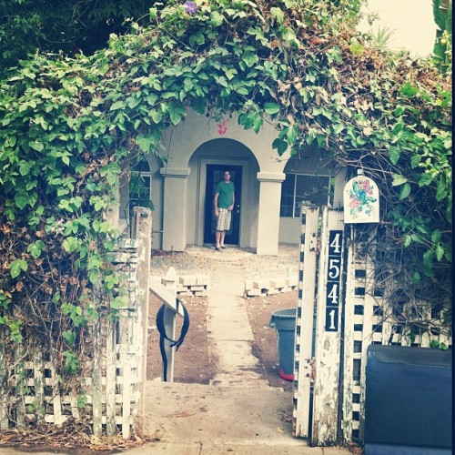 our new casa! (Taken with instagram)