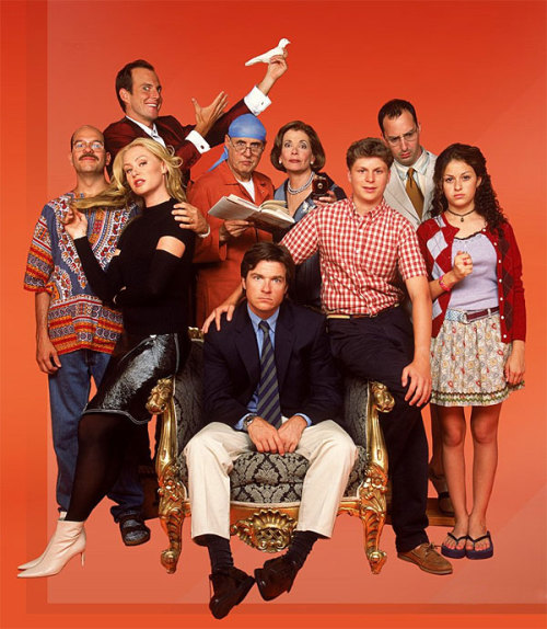 ARRESTED DEVELOPMENT COMING BACK TO TV!!!!THEN TO THE BIG SCREEN! The day has come people! the moment I personally have been waiting for for years. Arrested Development is coming back! After being canceled in 2006 many people were disappointed, but thanks to the big following of AD over the years Fox has decided to pick it up Once again for one more season(10 Episodes). Tts been said that  the season will be  explaining what has happened to the dysfunctional Bluth Family during the years its been off air. each episode will follow one character preparing us for the Huge Arrested Development movie! I'm so excited for this I've been a huge fan of AD for a long time it definitely became one of my favorite shows of all time and  if you haven't seen it yet get in your car, drive to a best buy, and pick up a copy, OR you could do what i do and watch it off Neflix(they have all three season :D). So work on your Chicken Dance everyone and get ready for another season of Pure Comedy GOLD! Make sure to Follow me for your Daily dose of Movie Review,Netflix or Bust, Redbox Movie Nights, News and Rumors, and Trailer Updates (: ))