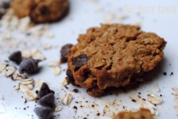 bakeddd:  morning jolt cookies (gluten-free) click here for recipe
