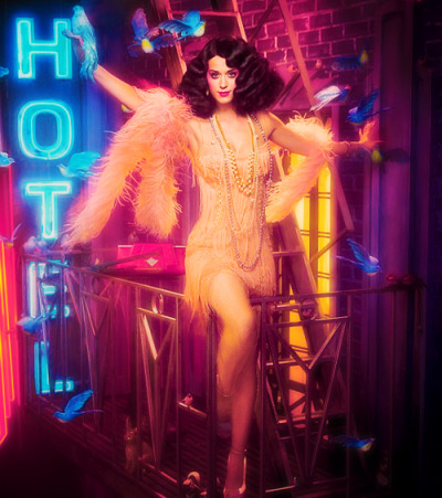 Katy Perry / David Lachapelle