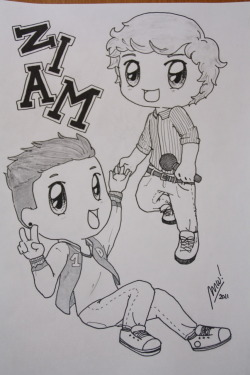 sinsentidomw:  Ziam, made by myself.