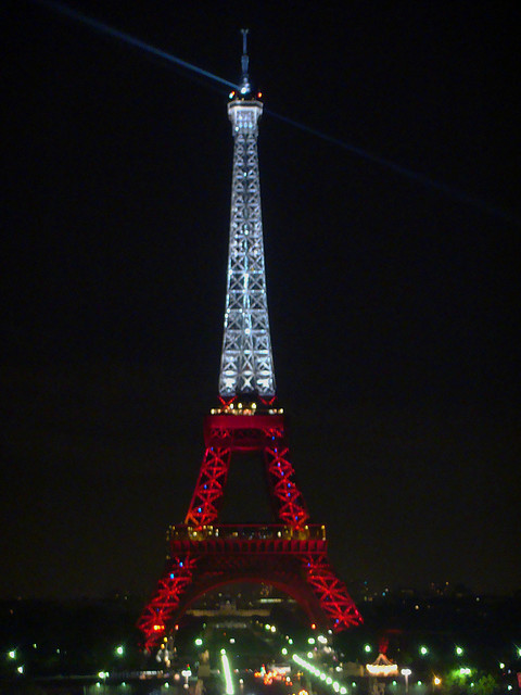 Eiffel Tower by Thelma Gatuzzo (Off) on Flickr.