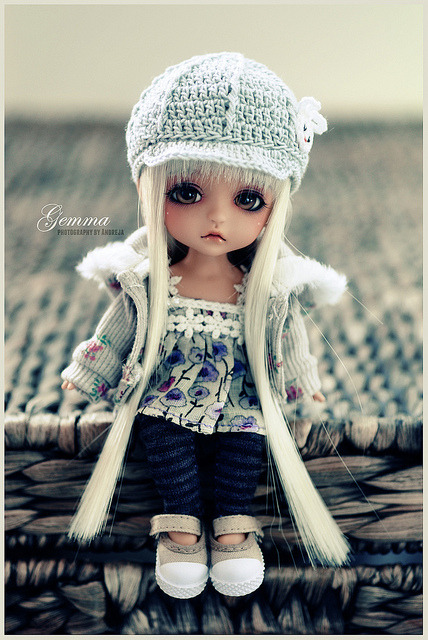 Gemma casual by ***Andreja*** on Flickr.