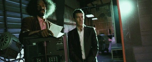 Antonio Banderas and Snoop Dogg on The Big Bang.