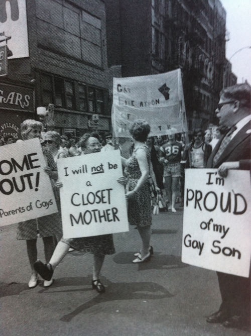 vintagegal:  Pride Day Parade in New York City, 1974