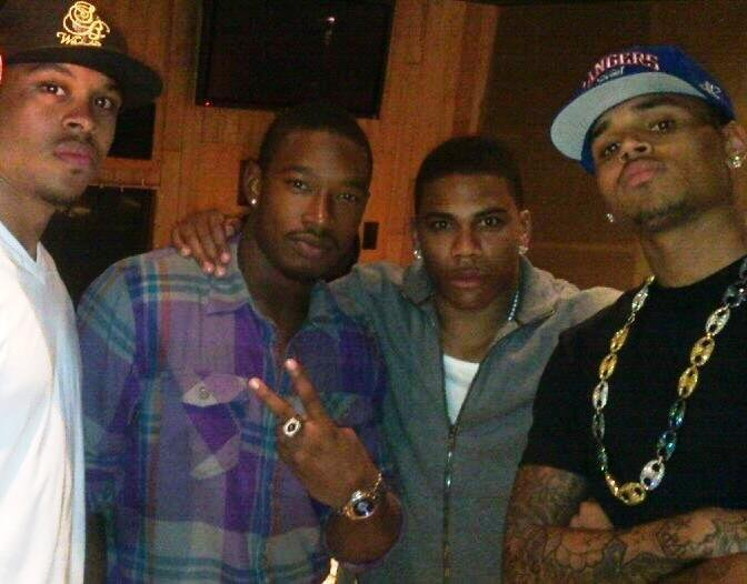 mzzzpriss:  Love this pic! @shannonbrown @kevinmccall @nelly_mo @chrisbrown
