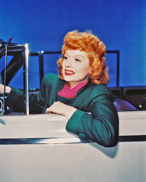 vintagegal:  Lucille Ball