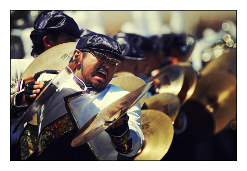 marchingpics:  2007 Yokohama Scouts  Reblogging purely for the awesome expression.