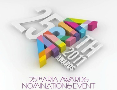 A week from today, I'll be off to the ARIAs.   Funny kind of event for a Wednesday morning. All the winners of the Fine Arts awards will be announced (Best Classical, Best Jazz, Best Soundtrack, Best World Music) and also the Artisan awards (which are for engineers and producers and the album cover designers and so on and so forth). Hopefully it won't all be overshadowed; the nominations for all the popular genre awards will be announced at the same event.  Weird. At any rate, please cross your fingers for me and my little album Mad Rush. Eep.