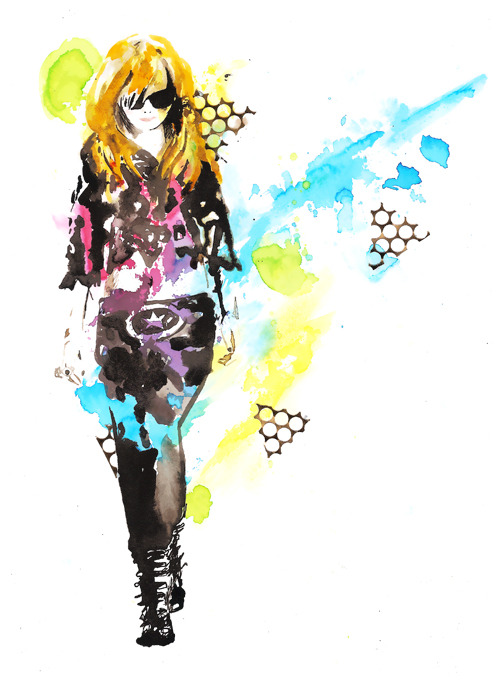 wishingonaplane:  CL Baddest Female by ~Katie-Woodger