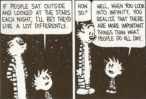 The importance behind Stargazing.