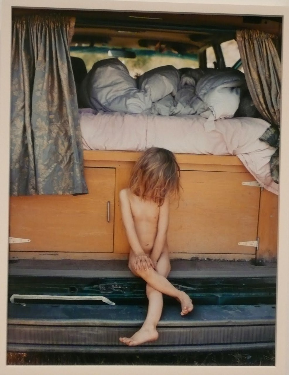 Casper. Justine Kurland is one of our heroes.