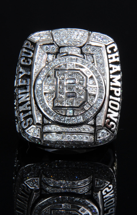 "Boston Bruins Stanley Cup Ring Raffle!!! Here's your chance to feel like a Stanley Cup Champion and commemorate one of the most exciting seasons in Boston Bruins history. One lucky winner will have the ultimate honor in receiving his or her own ""official"" Boston Bruins Stanley Cup Championship ring.  The lucky winner will also have his or her name engraved on the ring! Tickets are $5 each, minimum two purchases, and can be found at http://www.nhlalumniraffles.org/raffles.aspx?id=188"