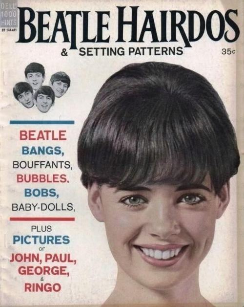 Beatles Hairdos